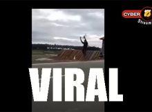 Viral video bapak membunuh ke dua korban di sulawesi
