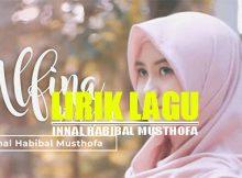 Lirik Lagu Innal Habibal Musthofa
