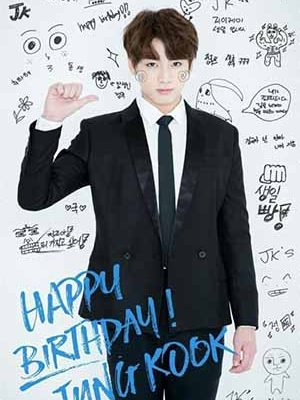 foto ulang tahun jungkook 2