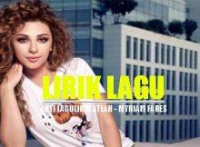 Arti Lirik lagu Myriam Farez - Atlah
