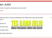 Ujian Link Julid Docs google form