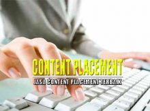 Jasa Content Placement Blog bertrafik