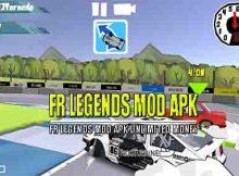 Download FR Legends Mod apk Unlimited Money