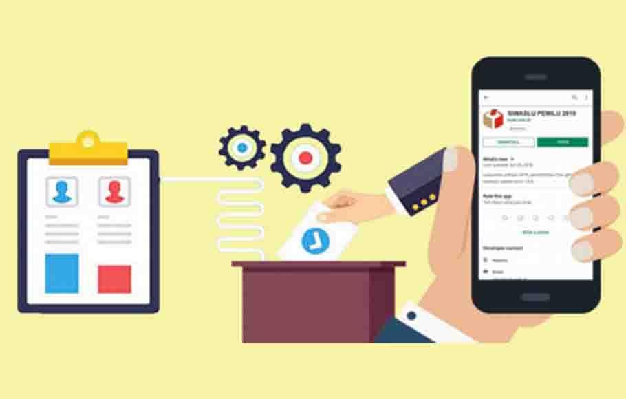 Download aplikasi siwaslu