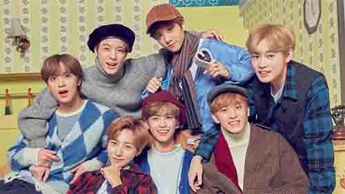 Foto Member NCT Dream Terbaru