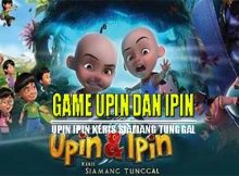 Game Upin Ipin Keris Siamang Tunggal