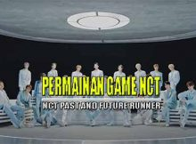 NCT past and future runner game