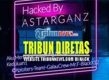 Tribunnews diretas hacker