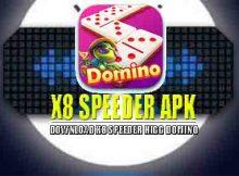X 8 Speeder higg domino