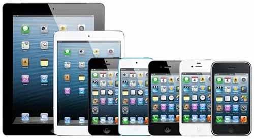 iphone ipad dan ipod