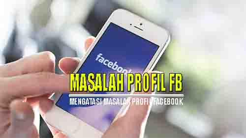 Laporkan Masalah Profil Dan Login Facebook Tondanoweb Com