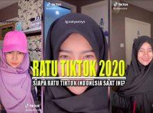ratu tiktok indonesia 2020