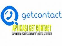 Aplikasi untuk melihat nama kontak
