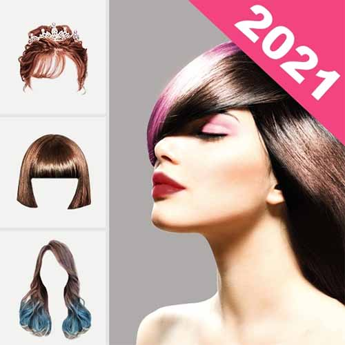 Hairstyle Changer 2021