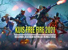 Jawaban Kuis Free Fire 2021 - Bermuda Remastered