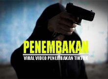 Video Penembakan Viral Tiktok