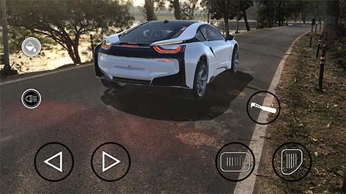AR Real Driving - Augmented Reality Car Simulator