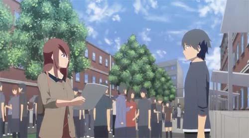 Anime Ngampus Menuju Impian