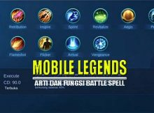 Arti Battle Spell Mobile Legends
