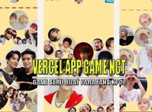 Vercel App Game NCT, Game Seru Buat Fans