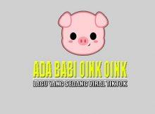 Ada Babi Oink Oink Oink Viral Tiktok