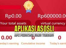Aplikasi Asos Apk Penghasil Uang Gratis