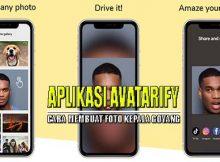 Avatarify App, Aplikasi Kepala Goyang