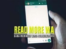 Cara Membuat Read More di Whatsapp