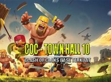 Base COC TH 10 Terkuat 2021 - Clash of Clans