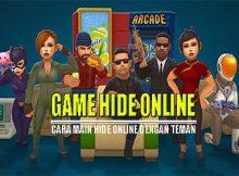 Cara Main Hide Online Dengan Teman