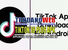 Download Apk Tiktok 18 Plus