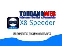 Download X8 Speeder Tanpa Iklan Apk