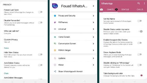Download Fouad Whatsapp 8.93
