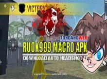 Download Ruok999 Macro Mod apk FF