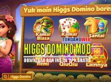 Higgs Domino Mod Apk v1.72 Unlimited Coin dan Money