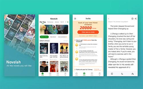 Download Apk Novelah Penghasil Uang