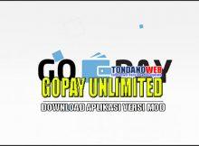 Download Gopay Mod Apk Unlimited Saldo 2021