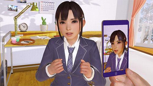 Download VR Kanojo Apk