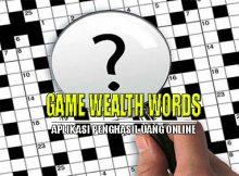 Aplikasi Wealth Words Penghasil uang