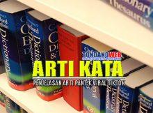 Arti Kata Pantek Dalam Bahasa Minang, Batak, Madura Viral Tiktok